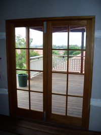 joinery doors brisbane solid timber joinery door 4 panel